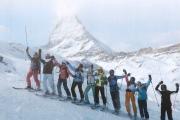 Skilager in Fiesch KW 7